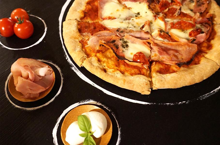 Soiree pizza panzani
