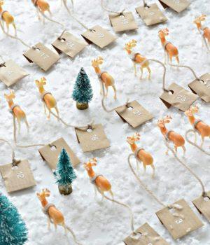 DIY Noël : 10 idées de calendrier de l'avent pour les enfants