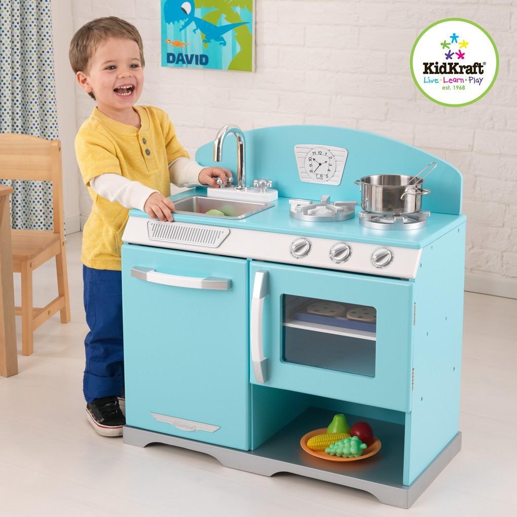 ma s lection de cuisine enfant en bois pour imiter les grands. Black Bedroom Furniture Sets. Home Design Ideas