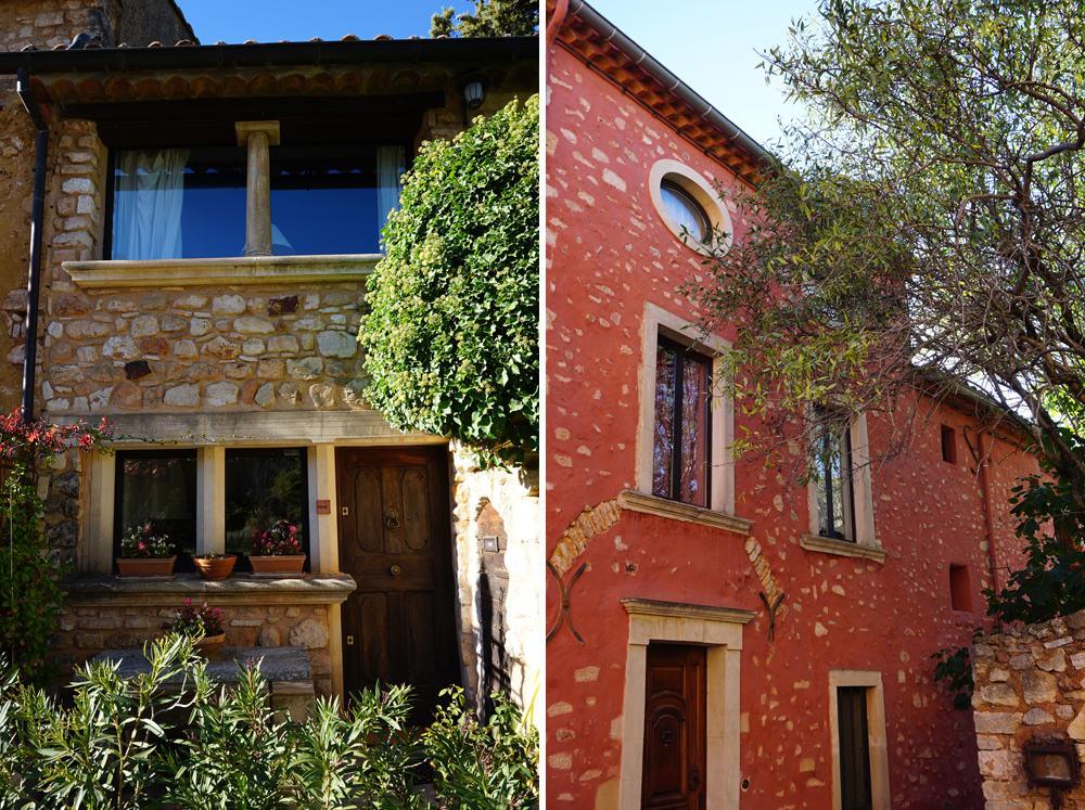 Un week-end dans le Lubéron : le village de Roussillon