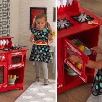 Les petites cuisines enfant en bois pour faire comme les grands !