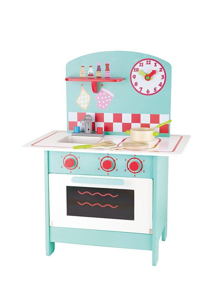 Ma sélection de cuisine enfant en bois pour imiter les grands !