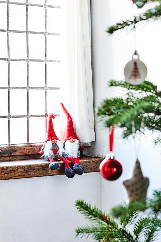Sostrene Grene : déco de Noël 2016 - Déco scandinave