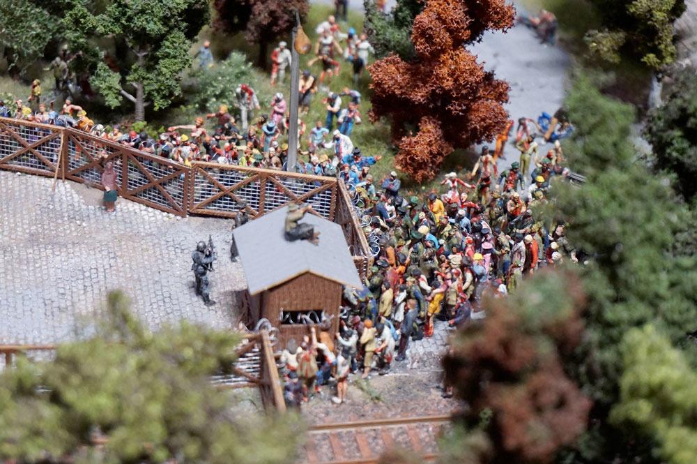 Mini World Lyon, le plus grand parc de miniatures en France !