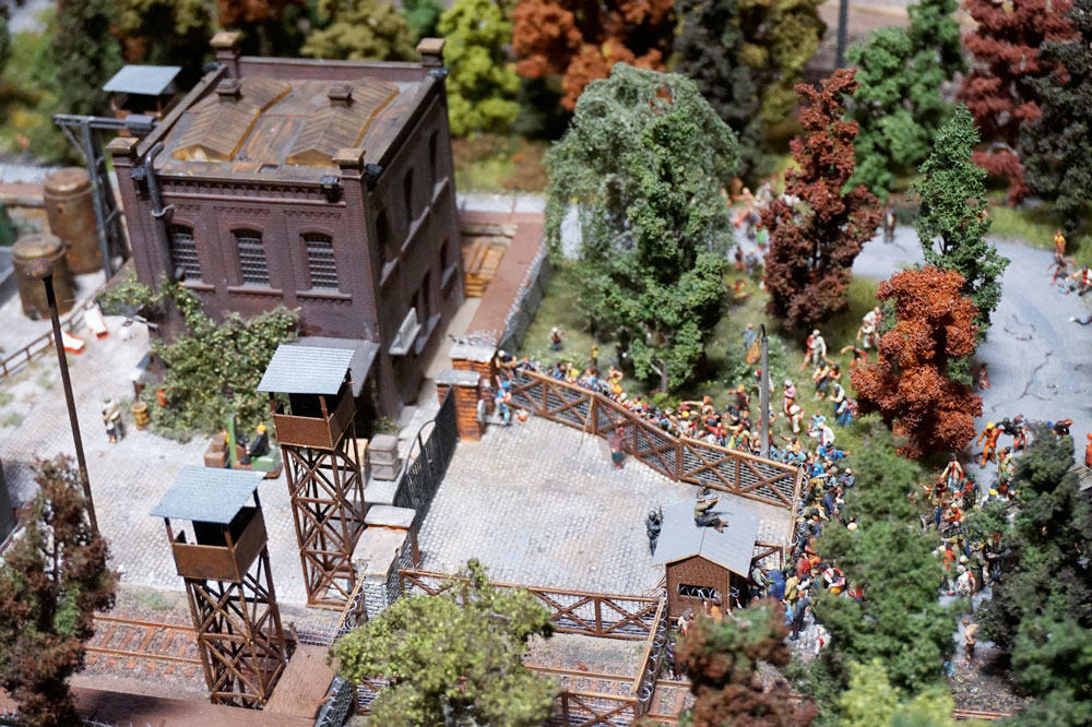 Mini World Lyon, le plus grand parc de miniatures en France !