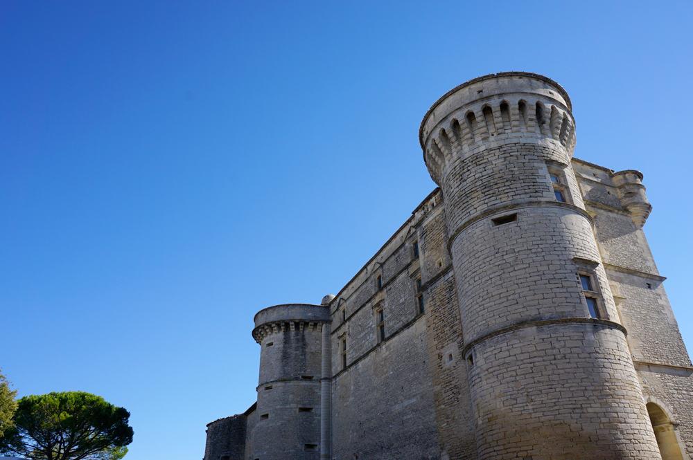 Le château de Gordes - Lubéron
