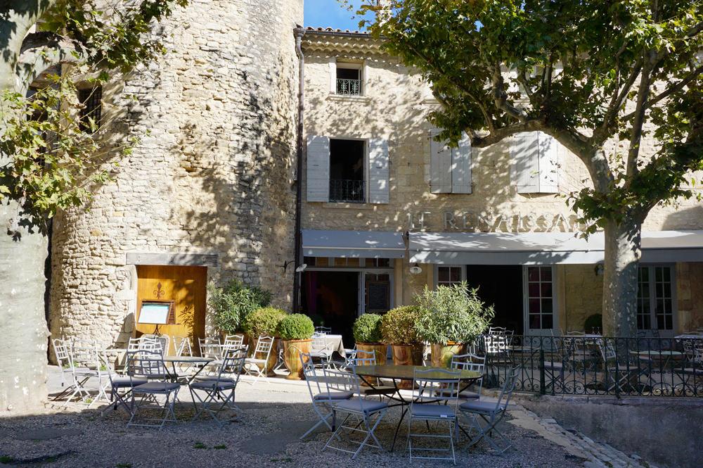 Gordes, un des plus beaux villages de France dans le Lubéron