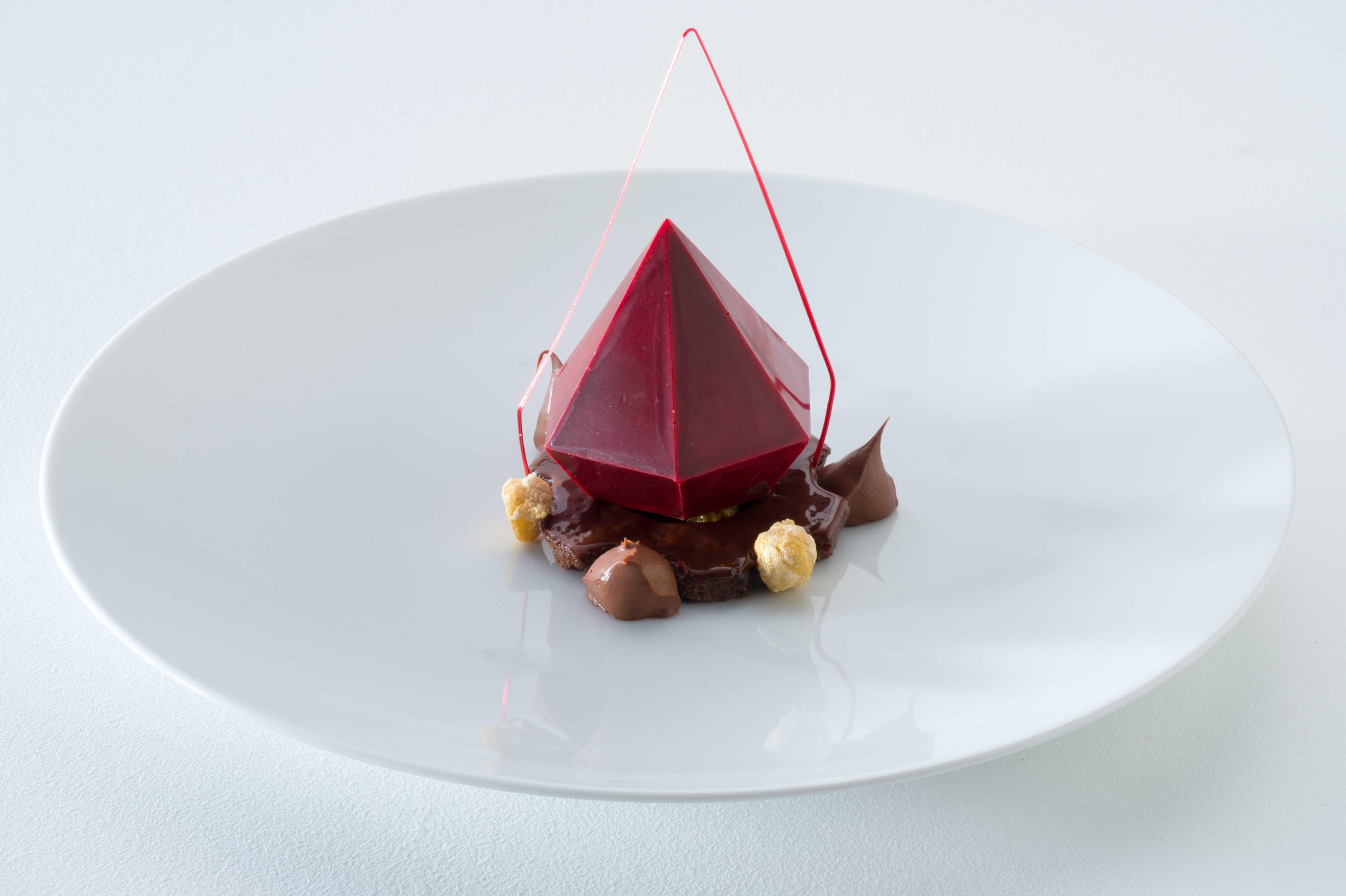 Coupe du monde de pâtisserie : sculpture en sucre et chocolat - Chili