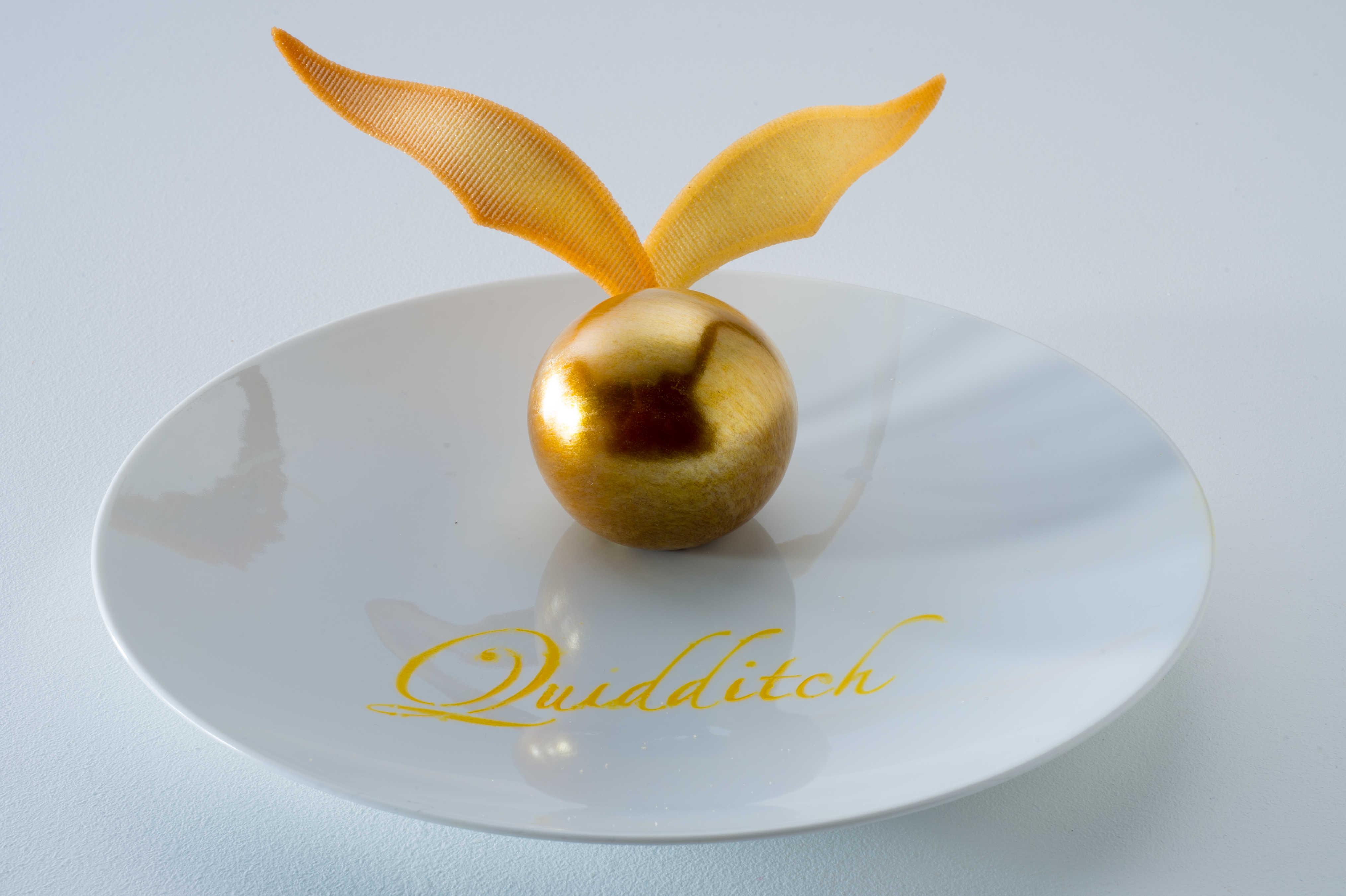 Coupe du monde de pâtisserie : sculpture en sucre et chocolat - Danemark