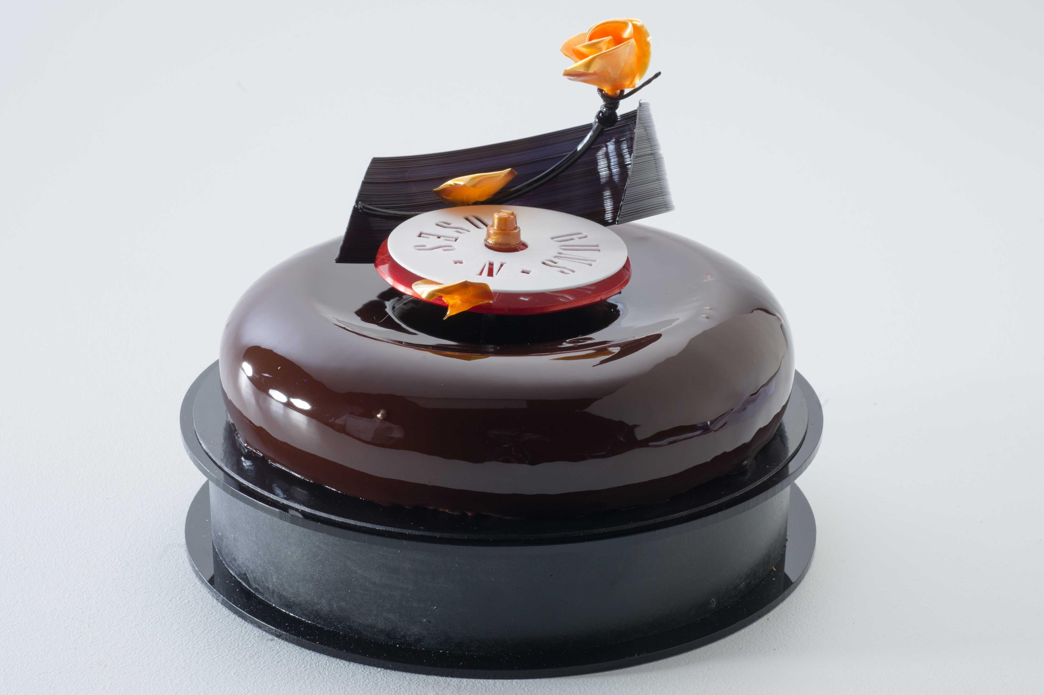 Coupe du monde de pâtisserie : Entremets chocolat - France