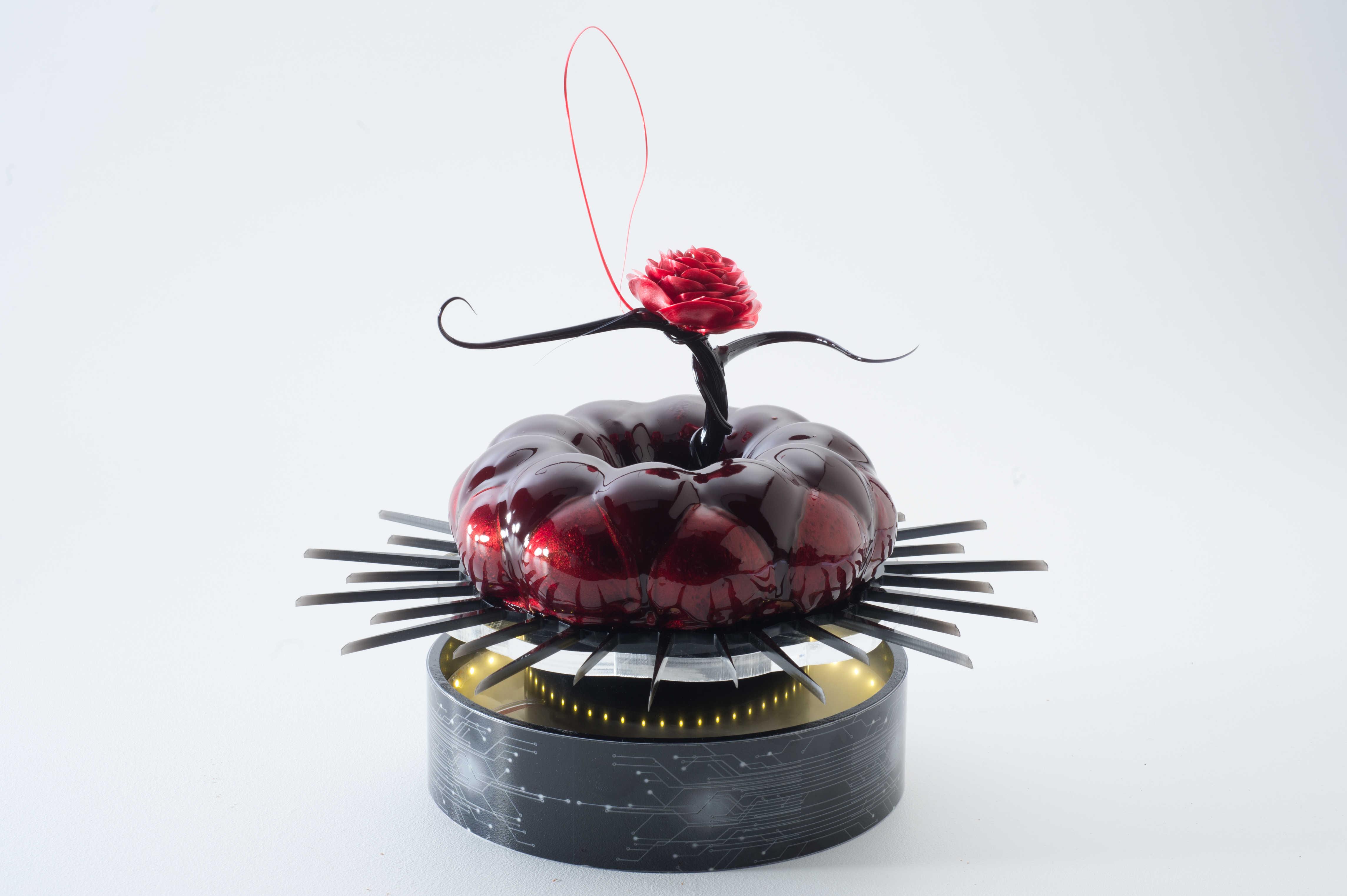 Coupe du monde de pâtisserie : Entremets chocolat - Singapour