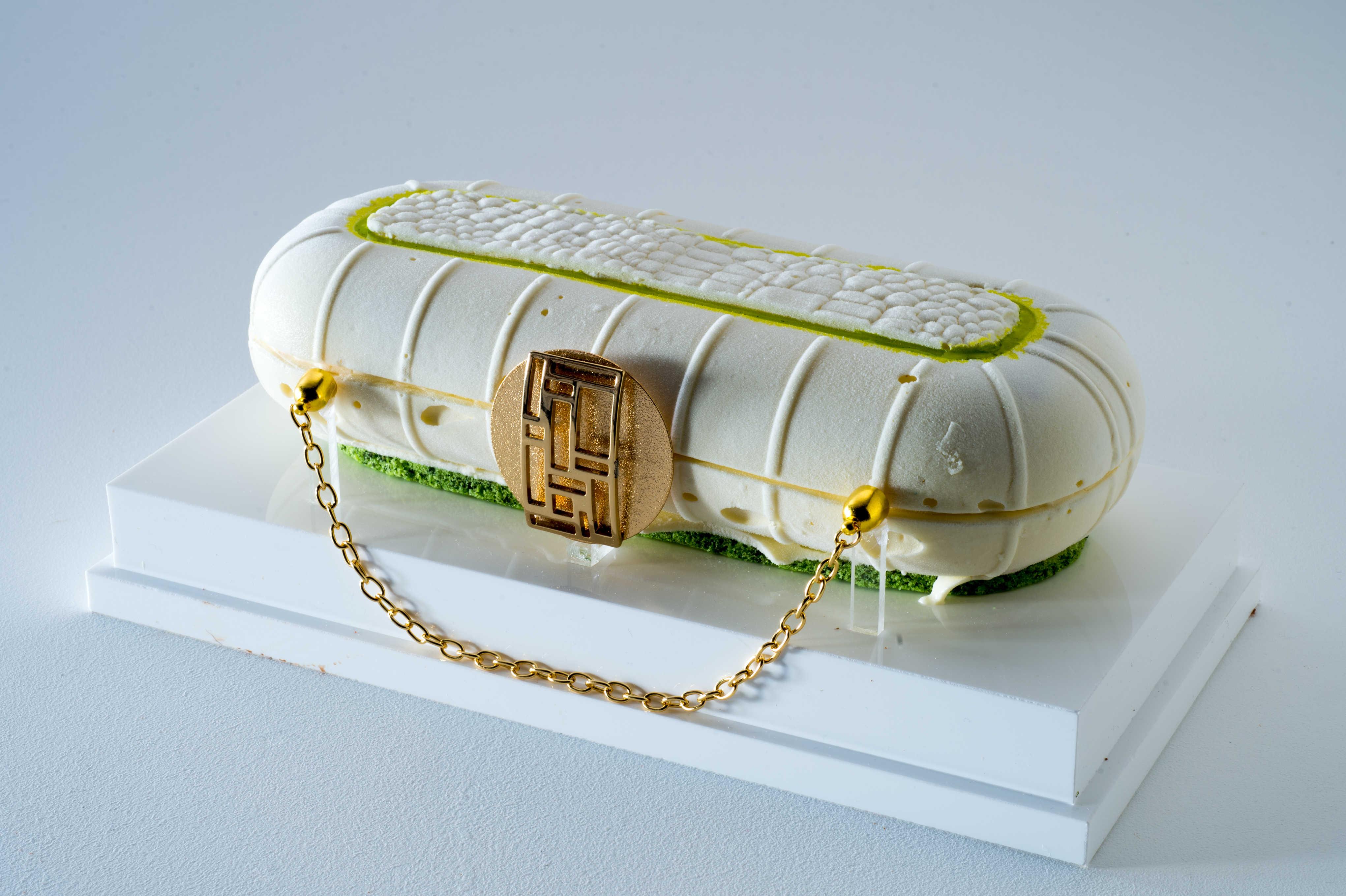 Coupe du monde de pâtisserie : Entremets fruits - Suède