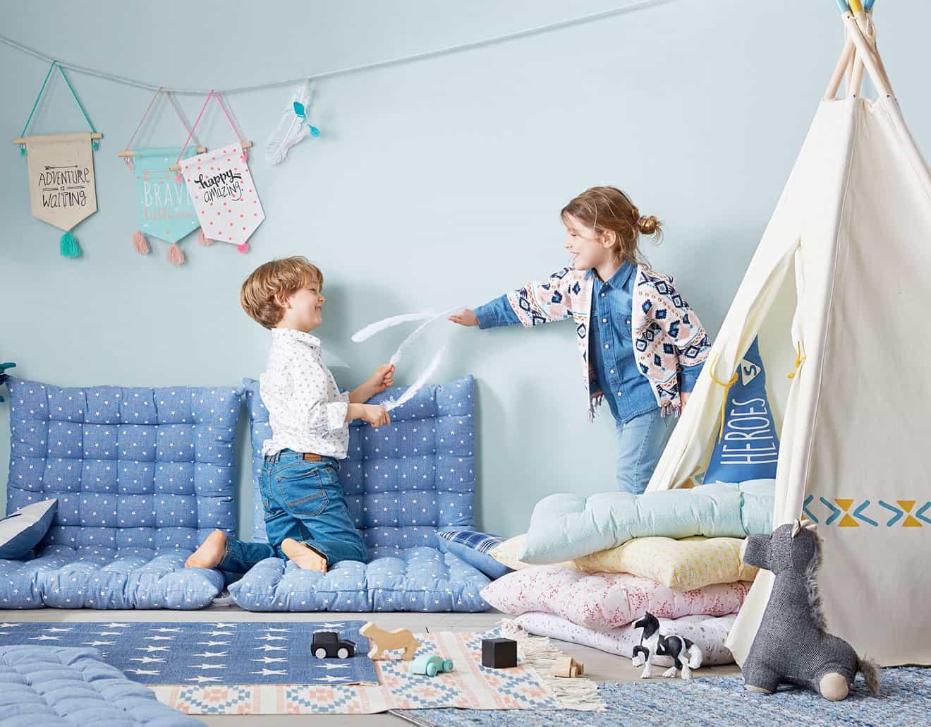 Vertbaudet : les nouveautés déco pour la chambre enfant