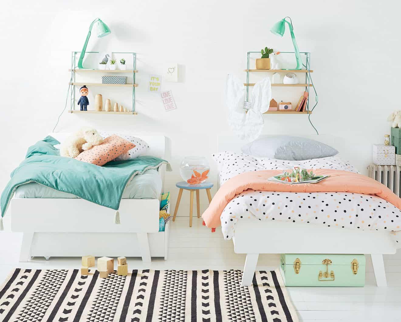 Déco et mobilier chambre enfant : les nouveautés vertbaudet printemps-été