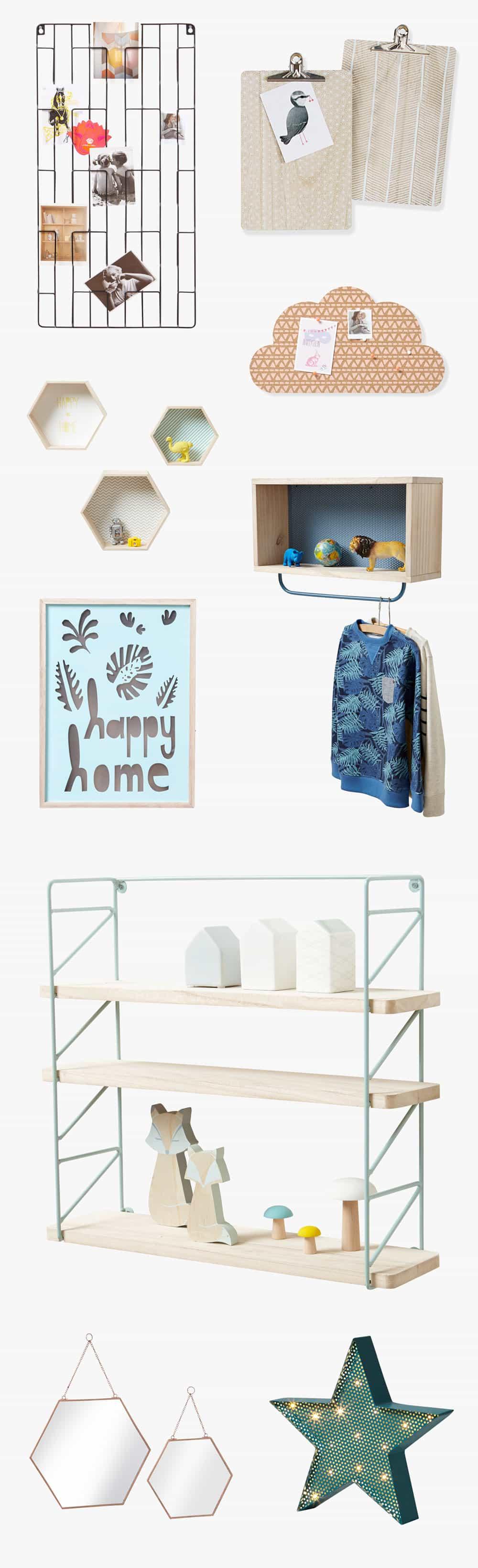 vertbaudet les nouveaut s d co pour la chambre enfant. Black Bedroom Furniture Sets. Home Design Ideas