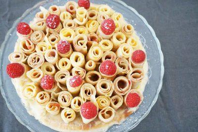 Recette Chandeleur : le bouquet de crêpes