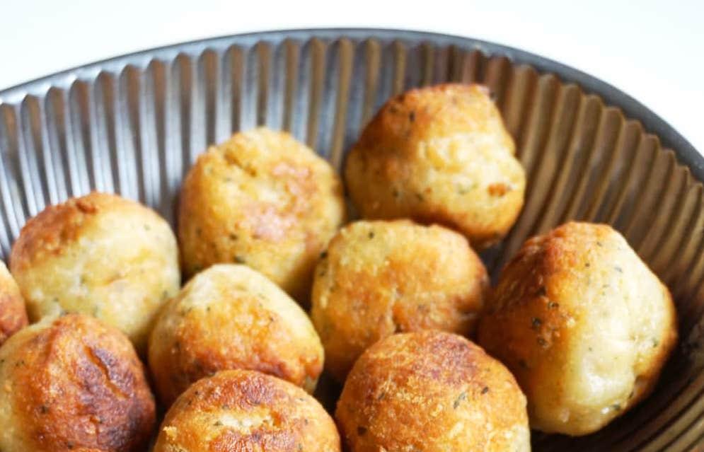 Recette polpette di pane
