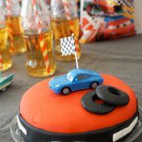 Un anniversaire Cars pour ses 3 ans
