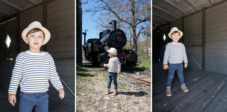 Le petit train d'Ardèche : une sortie à famille à 1h de Lyon