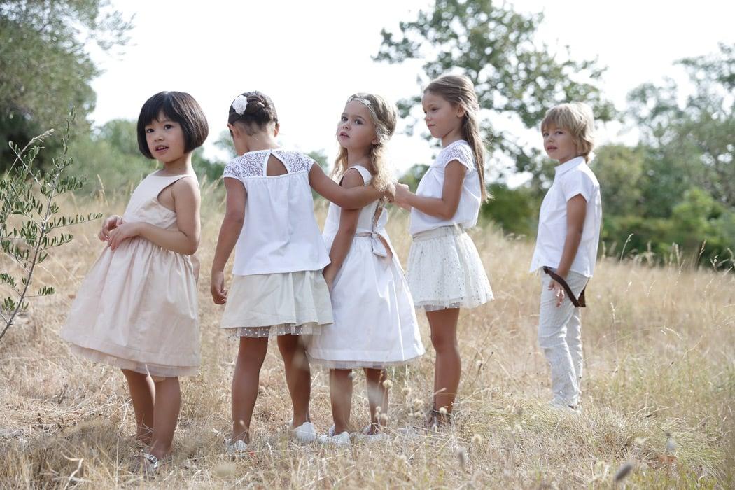 Tenues cortege vetements ceremonie mariage