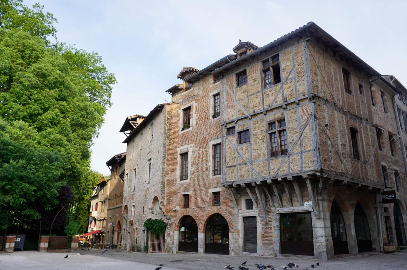 Centre historique de Cahors