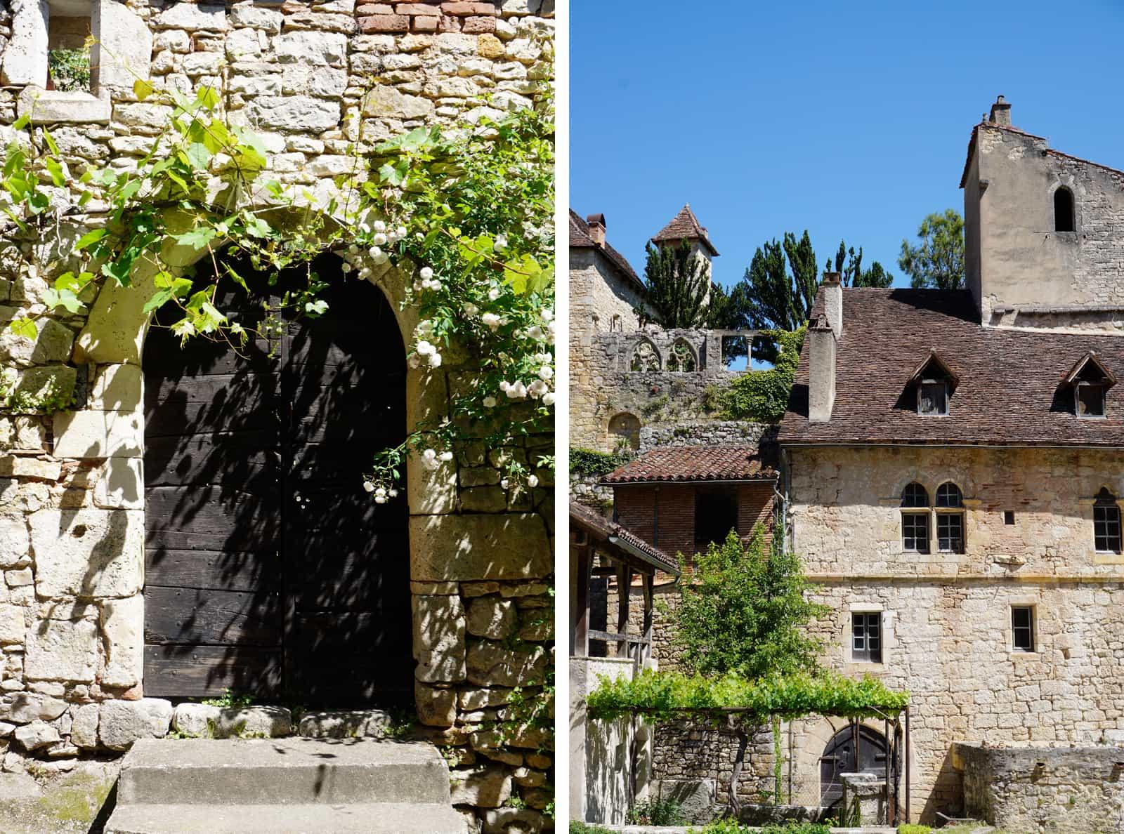 Le village de Saint-Cirq-Lapopie - Lot - Tourisme Occitanie