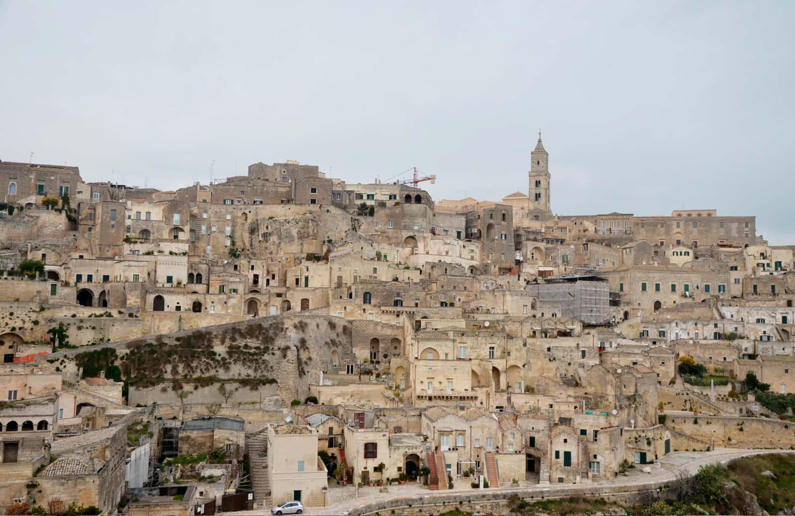 Matera en Italie : un incontournable à visiter si vous êtes dans le sud de l'Italie
