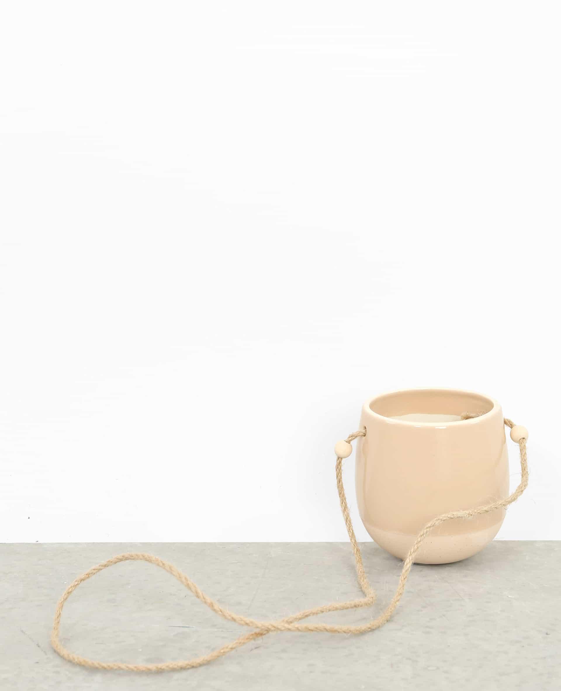 Déco bohème : suspension plantes en céramique - Pimkie Home