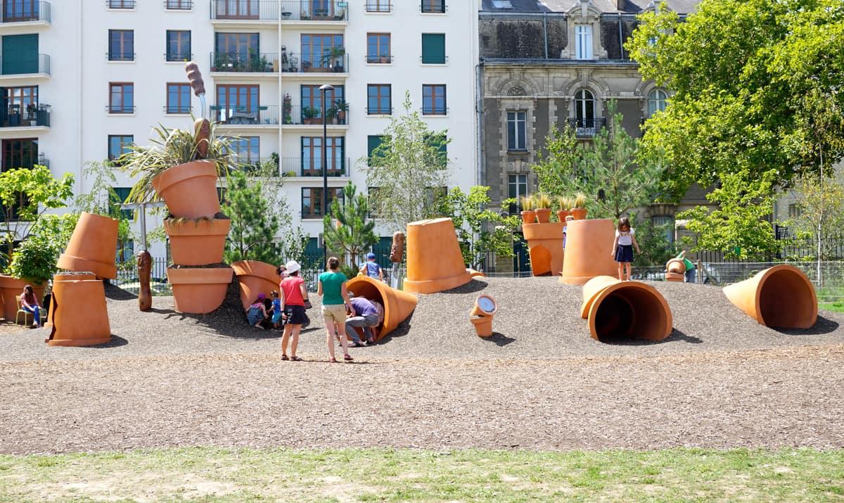 Nantes, une ville kids-friendly ! - Visiter Nantes avec des ...