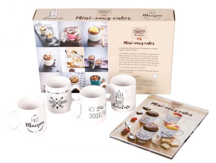 Coffret cadeau Mug - Idée cadeau Noël ou anniversaire
