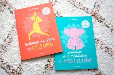Livre enfant : Yoga, méditation et pleine conscience - Editions Marabout