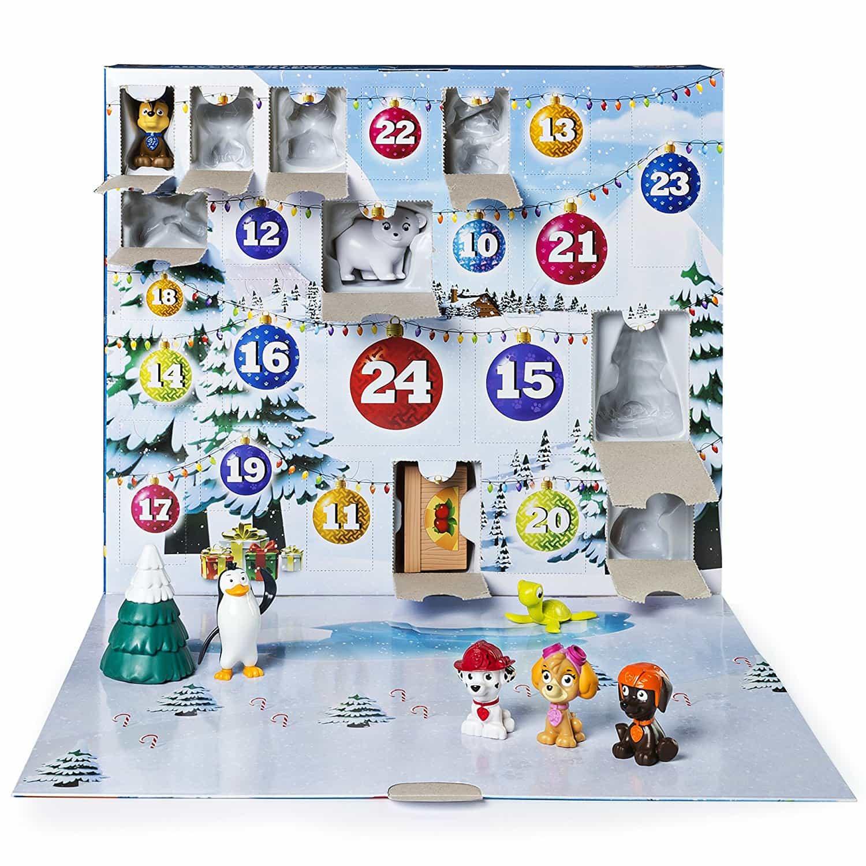 18 calendriers de l 39 avent avec des petits jouets blog maman. Black Bedroom Furniture Sets. Home Design Ideas