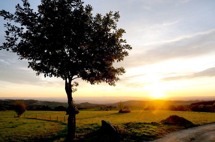 Week-end d'automne en Auvergne