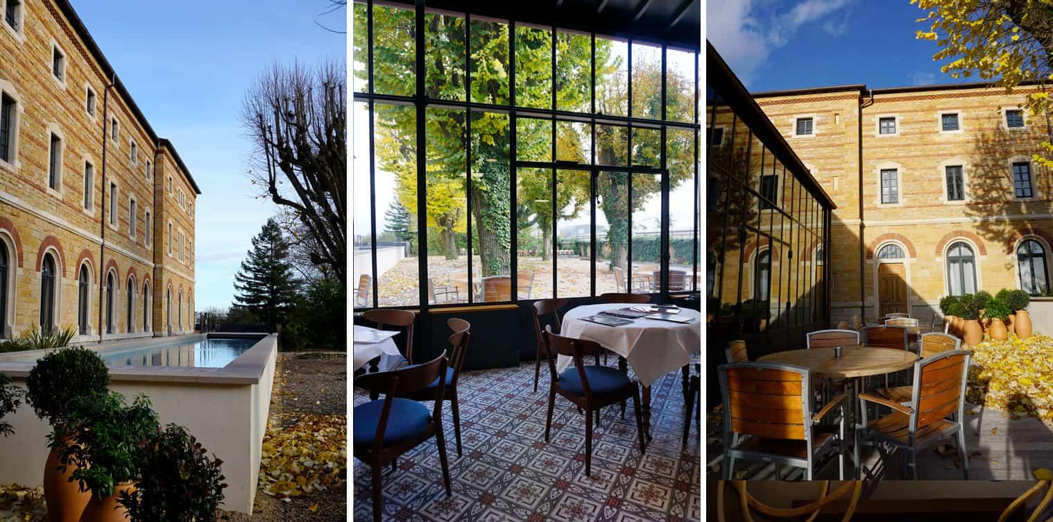Fourvière Hôtel - Hôtel Spa Lyon 4 étoiles