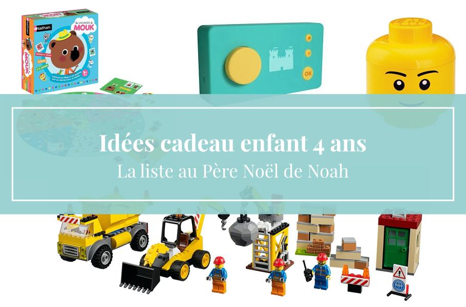 Idée Cadeau GarçOn 4 5 Ans Mes TOP idées cadeaux pour votre garçon & fille de 4 ans   Mon