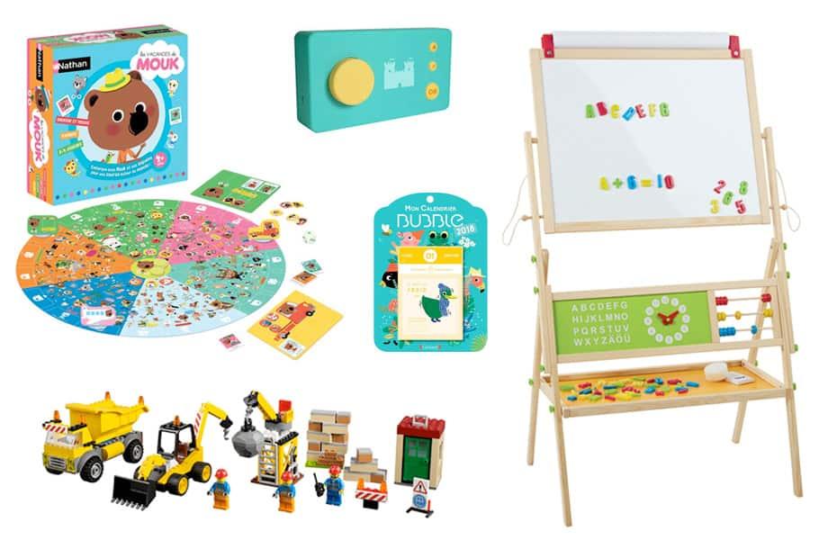 La liste au Père Noël de Noah - La liste au Père Noël : idées cadeau garçon & fille 4 ans - Blog maman