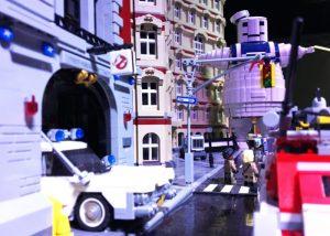 Ghostbusters - Expo Lego Miniworld Lyon