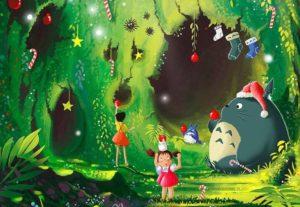 Cinématokid - Programmation japonaise Noël