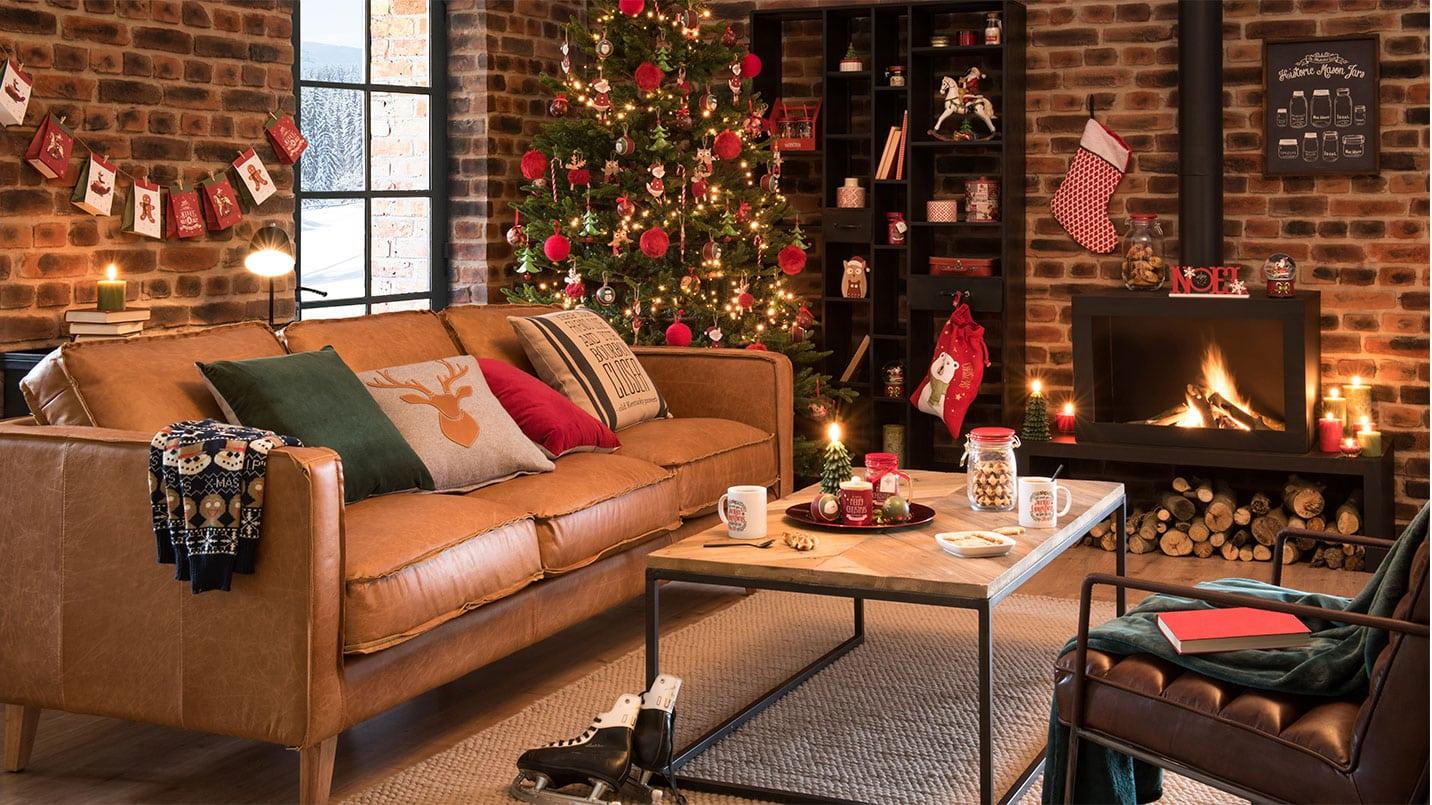 Décoration de Noël Maisons du Monde