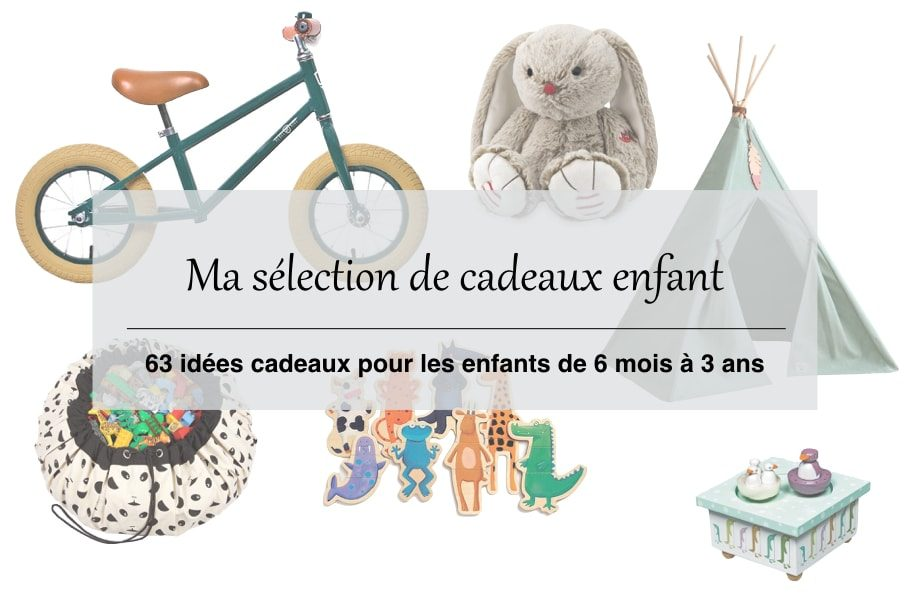 id es cadeaux b b enfant 6 mois 1 an 2 ans 3 ans fille gar on. Black Bedroom Furniture Sets. Home Design Ideas