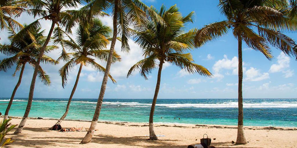 Plage Guadeloupe - Voyage en famille