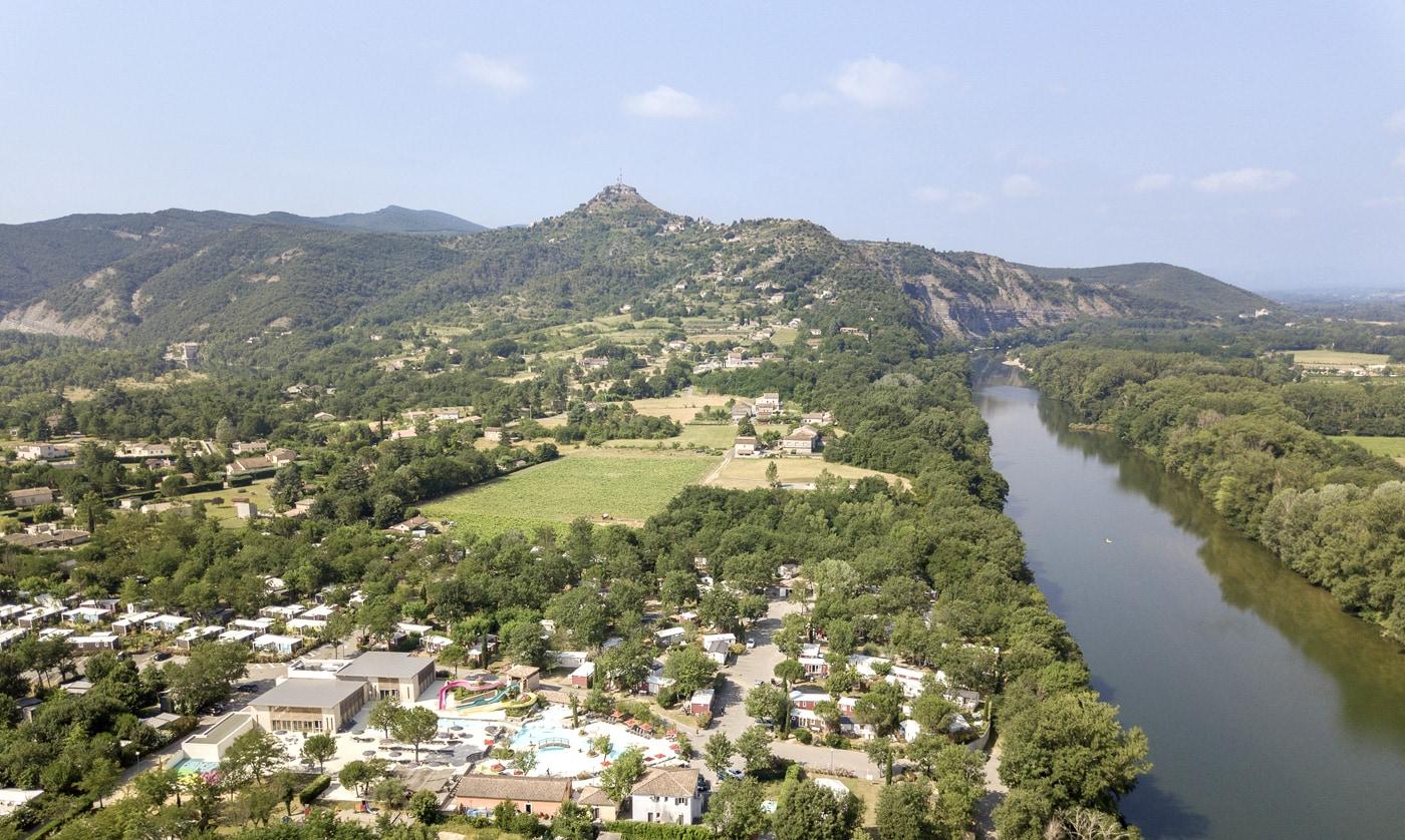 Camping Ardèche 5 étoiles Yelloh Village Le Soleil Vivarais