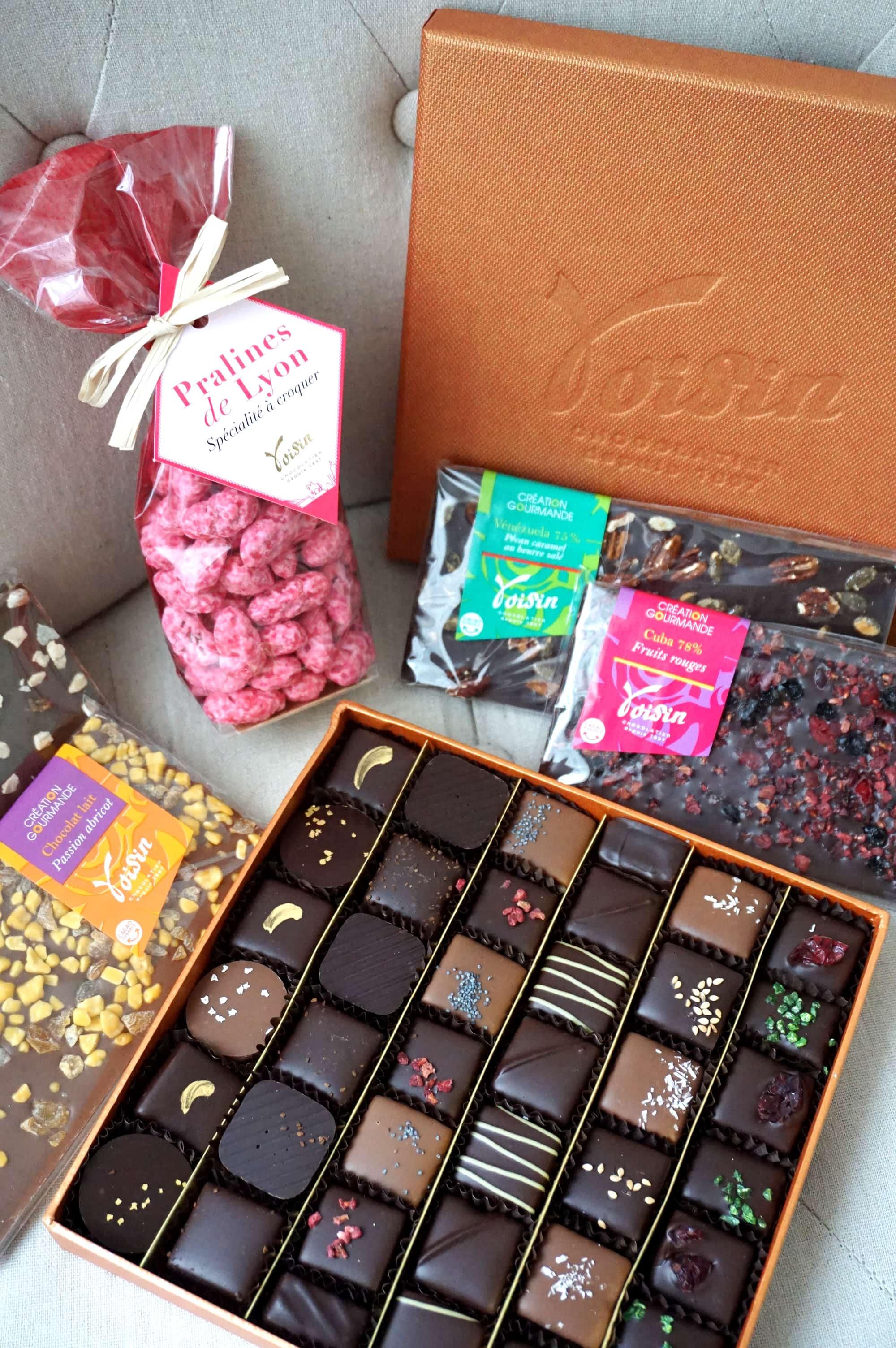 Chocolats Voisin Lyon
