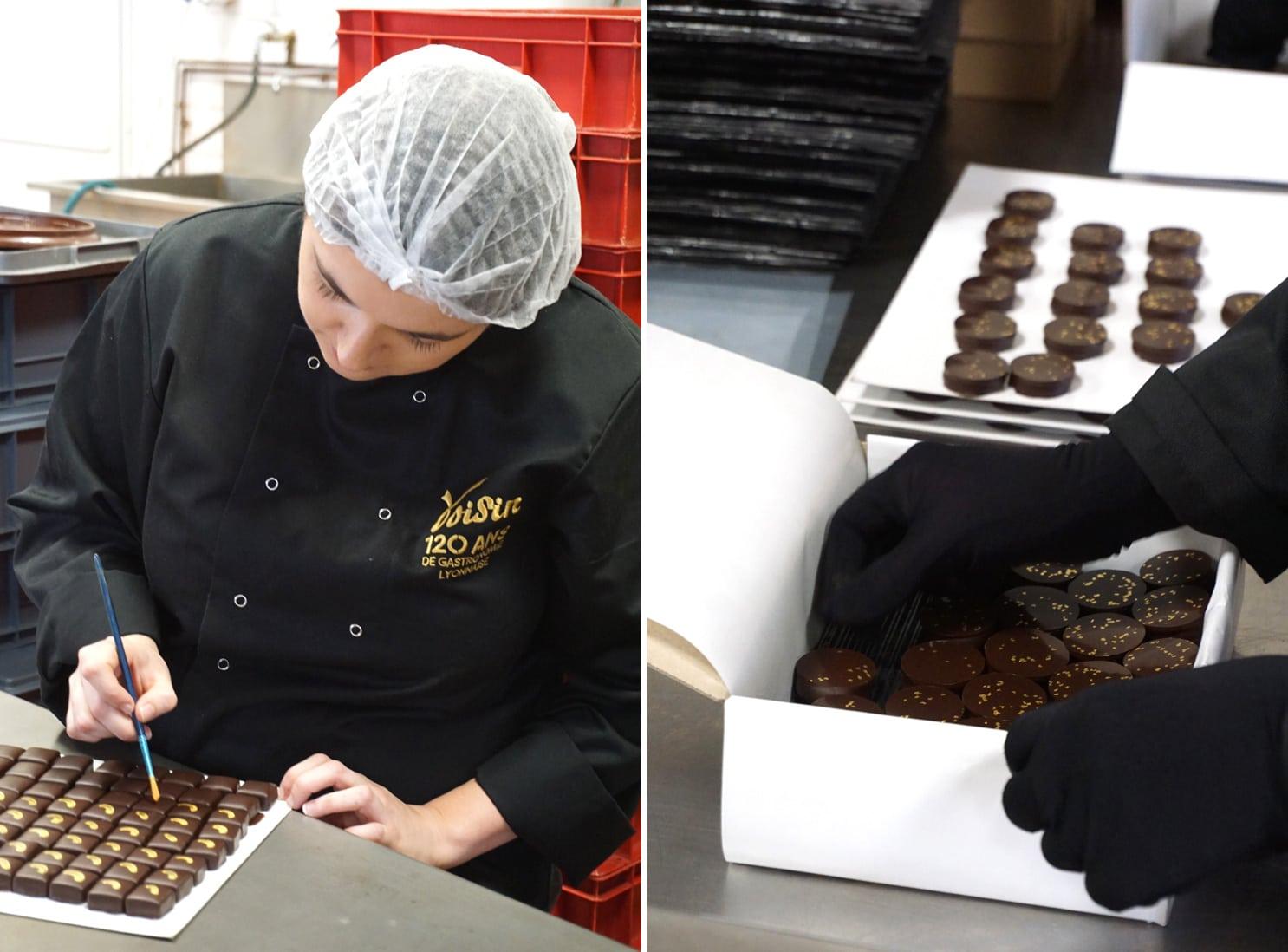 Chocolat Voisin : Maître Chocolatier de Lyon depuis 1897