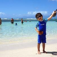 Plage de la Caravelle - Voyage en Guadeloupe