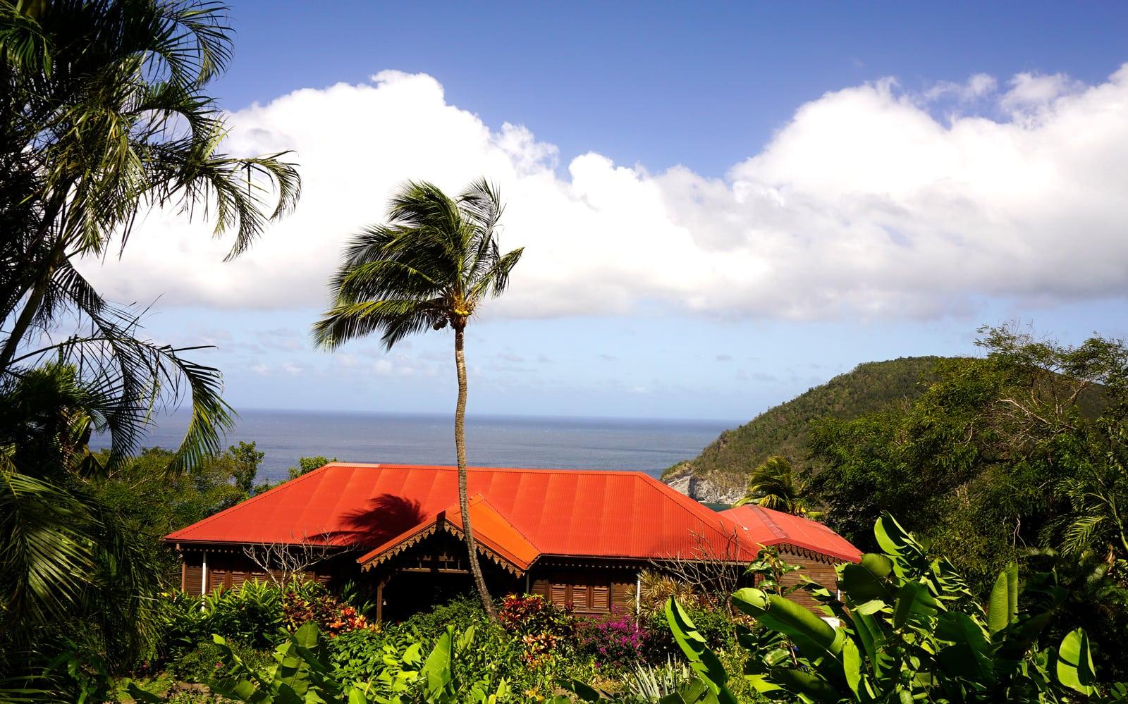 Que faire en Guadeloupe : le jardin botanique de Deshaies - La villa