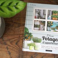 Livre jardinage : Mon potager d'appartement