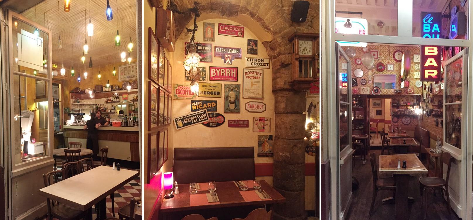 Restaurant Lyon Toques Blanches : Le Canut et les Gones