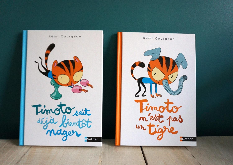 Livre enfant 3-6 ans : Collection Timoto