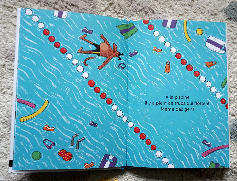 Collection Timoto Nathan - Livre enfant